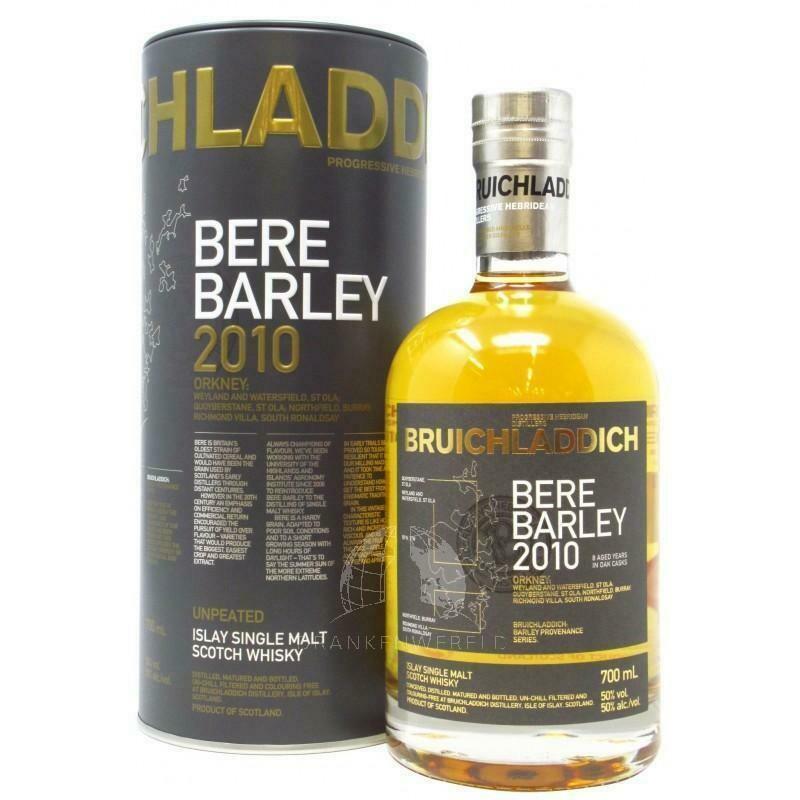 Bruichladdich Bere Barley 2010 50% 70CL