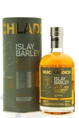 Bruichladdich Islay Barley 2011 50% 70CL