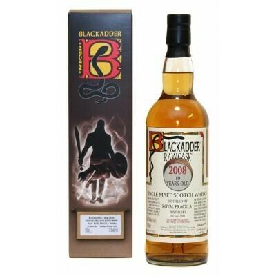 Blackadder Royal Brackla 2008 10 Years 58.2% 70CL