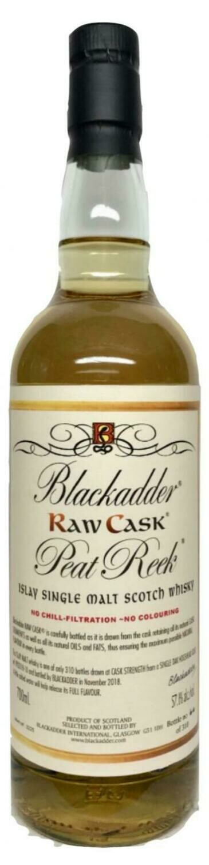 Blackadder Raw Cask Peet Reek 57.1% 70CL