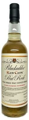 Blackadder Raw Cask Peet Reek 57.1% 70CL