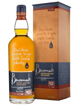 Benromach 10 Years 57% 70CL