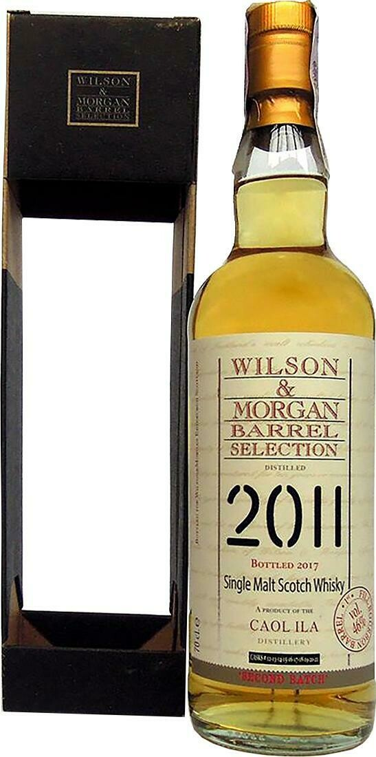 Coal Ila Wilson & Morgan 2001 46% 70CL