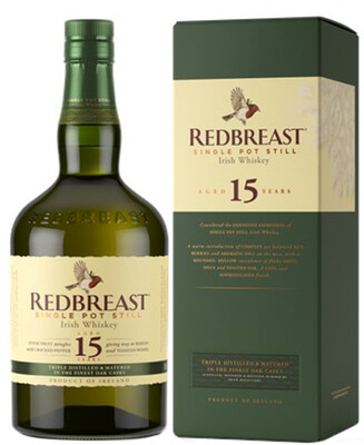 Redbreast 15 Years 46% 70CL