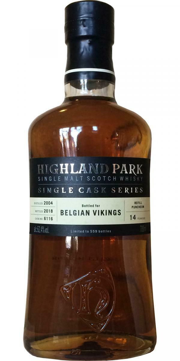 Highland Park Belgian Vikings 62.4% 70CL