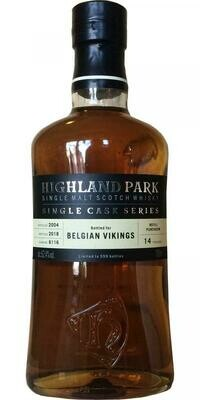 Highland Park Belgian Vikings 62.4% 70CL