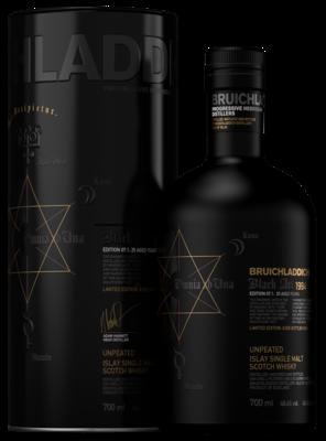Bruichladdich Black Art 1994 07.1 25 Years