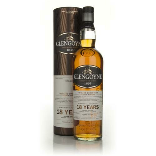 Glengoyne 18 Years 43% 70CL