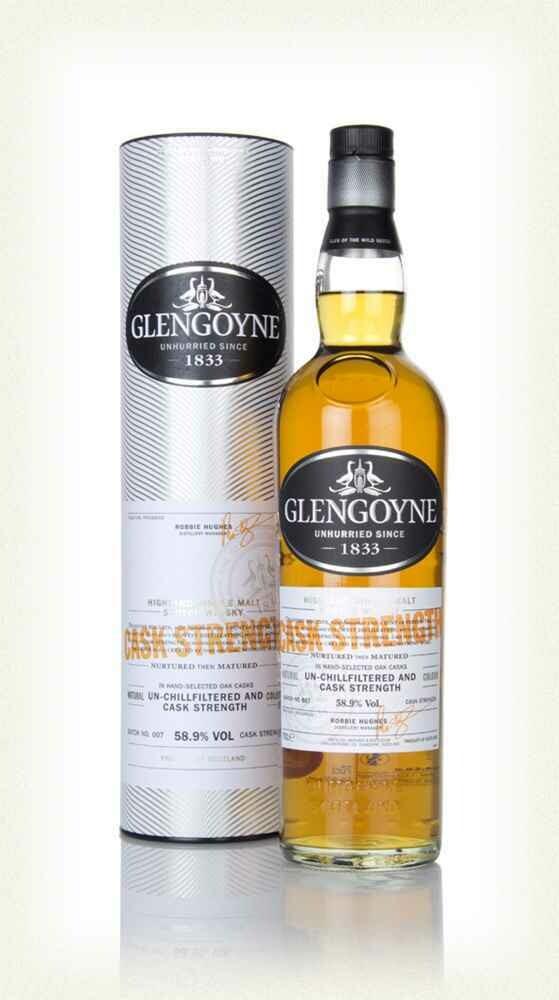 Glengoyne Cask Strenght 58,9% 70CL