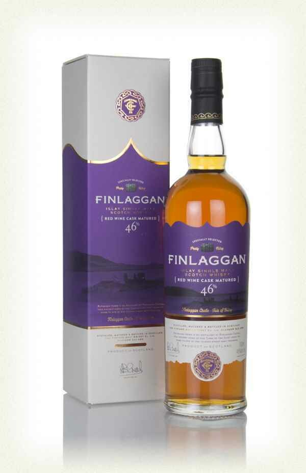 Finlaggan Red Wine Cask Finish 46% 70CL