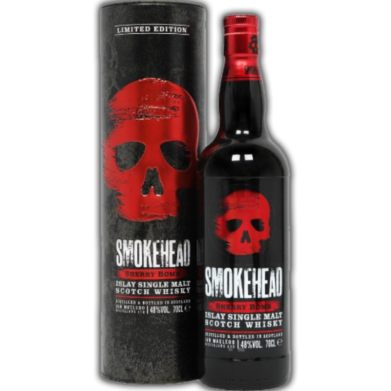 Smokehead Sherry Bomb 48% 70CL