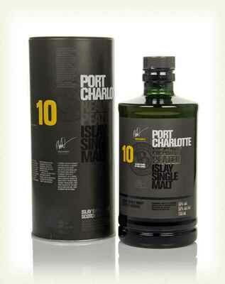 Port Charlotte 10 Years 50% 70CL