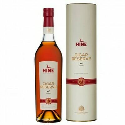 Hine Cigar Reserve XO cognac 40% 70CL