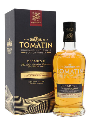 Tomatin Decades II 46% 70CL