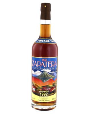 Zapatera Vintage 1992 40% 70CL
