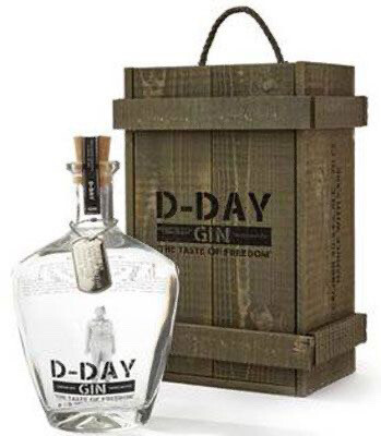 D-Day Gin 40,44% 70CL