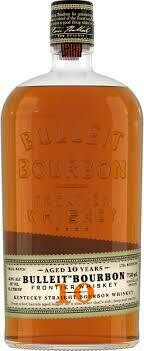 Bulleit Bourbon 10 Years 45% 70CL