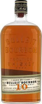 Bulleit Bourbon 10 Years 45% 70CL