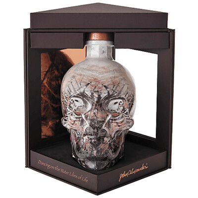 Crystal Head Vodka John Alexander 40% 70CL