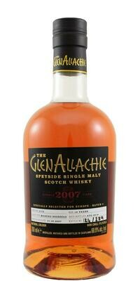 GlenAllachie Single Cask Madeira 12 Years 60.9% 70CL