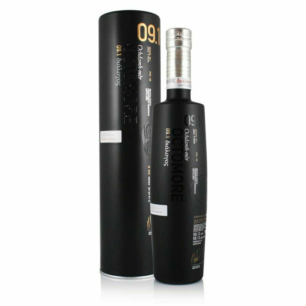 Octomore 09.1 59.1% 70CL