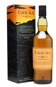 Caol Ila 18 years 43% 70CL