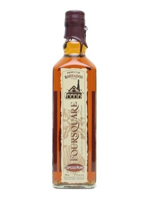 Foursquare Spiced Rum 37.5% 70CL