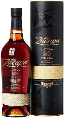 Zacapa Rum 23 Years 40% 70CL