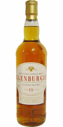 Glenburgie 10 Years Gordon & Macpahil 40% 70CL