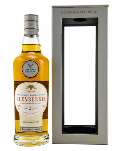 Glenburgie 21Years 43% 70CL