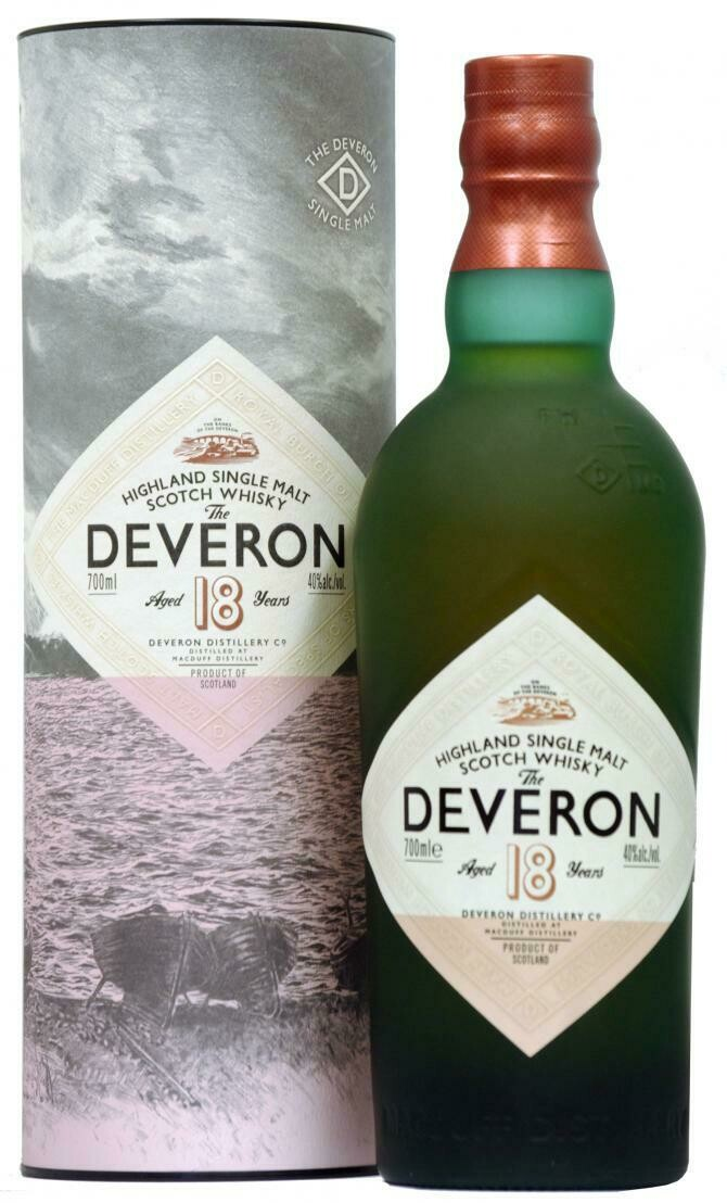 The Deveron 18 Years 40% 70CL