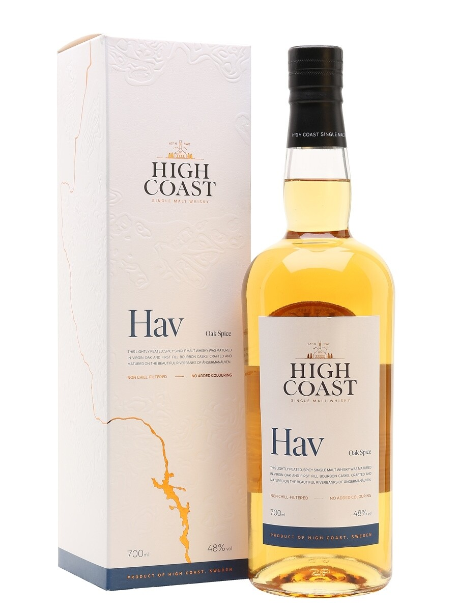 High Coast Hav Oak Spice 48% 70CL