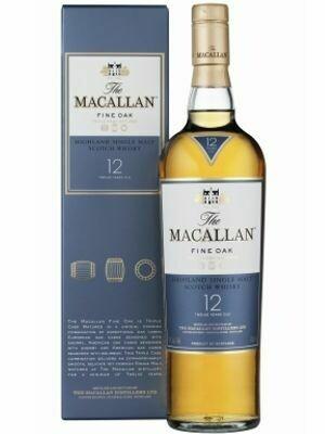 The Macallan Fine Oak 12 Years 40% 70CL