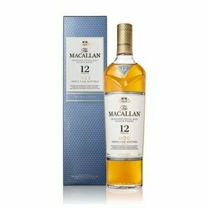 The Macallan 12 Years Triple Cask Matured 40% 70CL