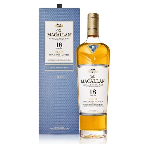 The Macallan Triple Cask 18 Years Old 43% 70CL