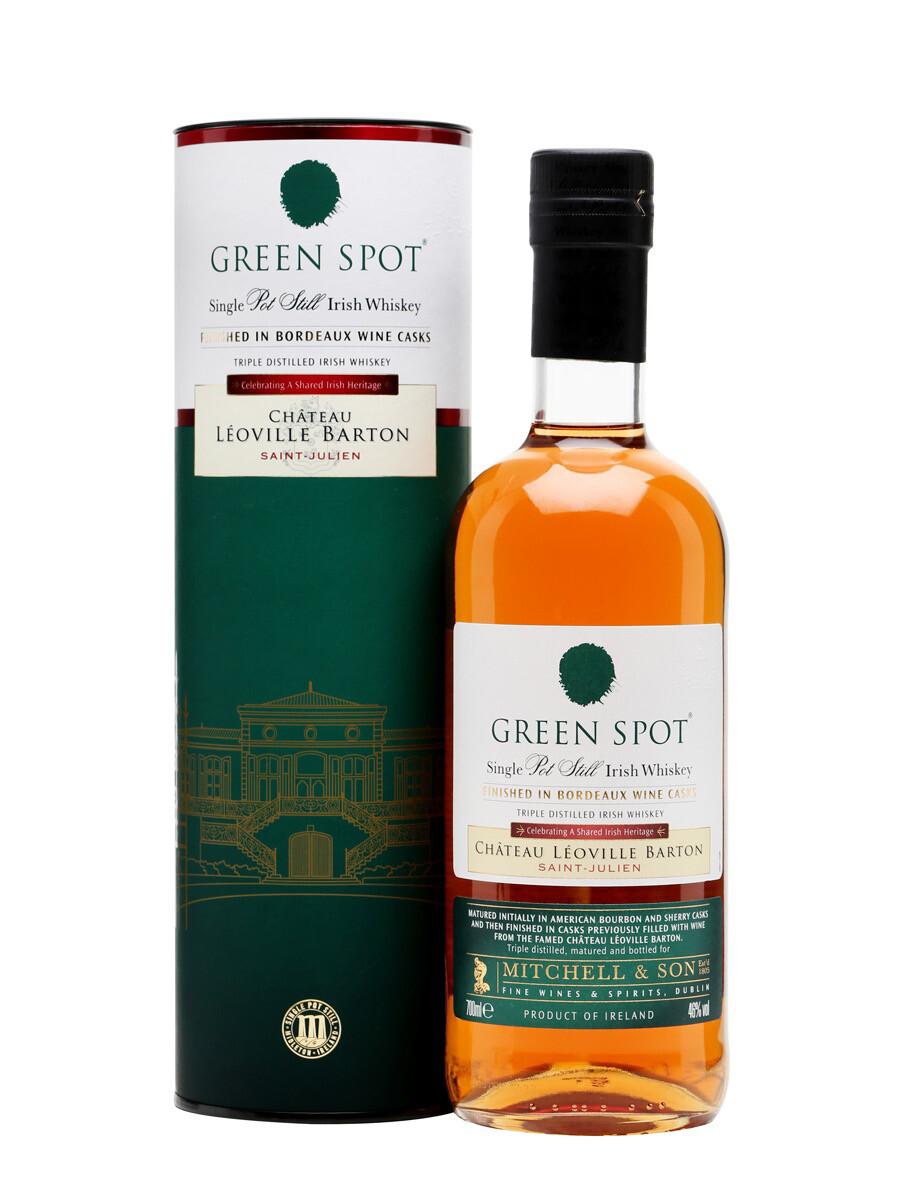 Green Spot 'Leoville Barton Bordeaux' Finish 46% 70CL