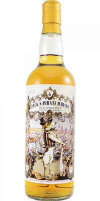Jack's Pirate Whisky 6 Years Islay Single Malt 57,9% 70CL