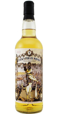 Jack's Pirate Whisky 7 Years Islay Single Malt 57,9% 70CL