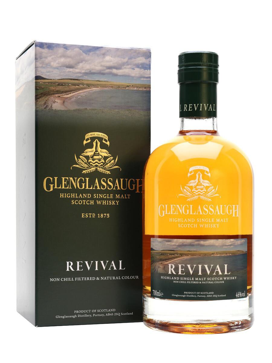 Glenglassaugh Revival 46% 70CL