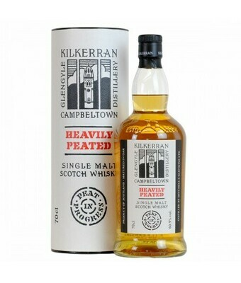 Kilkerran Heavily Peated 60.9% 70CL