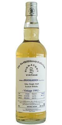 Bruichladdich Vintage 1992 20 Years 46% 70CL