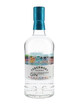 Tobermory Gin 43% 70CL