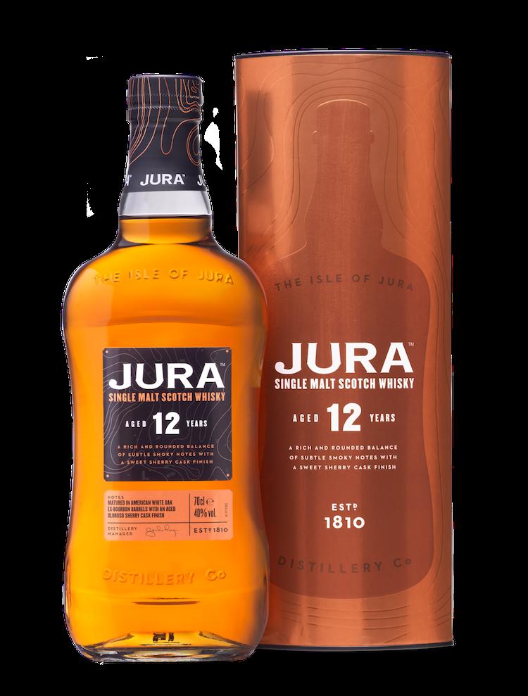Jura 12 Years 40% 70CL