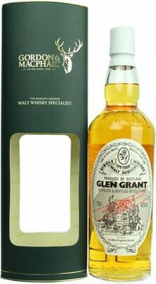 Glen Grant Gordon & Macphail 2008 43% 70CL