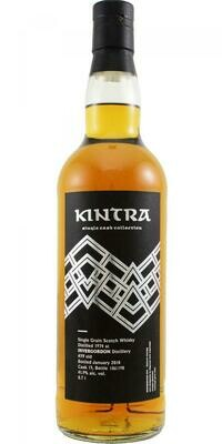 Invergordon Single Grain 1974 Kintra 43 Years 41.9% 70CL