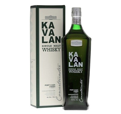 Kavalan Port Cask Finish 40% 70CL