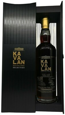 Kavalan Port Cask Solist 58.6% 70CL