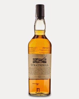 Strathmill 12 Years 43% 70CL
