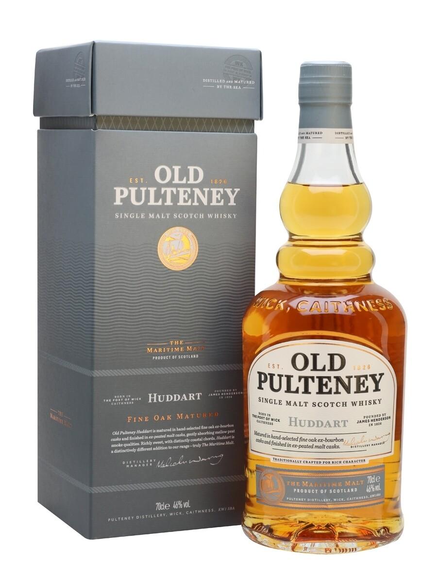 Old Pultney Huddart 46% 70CL