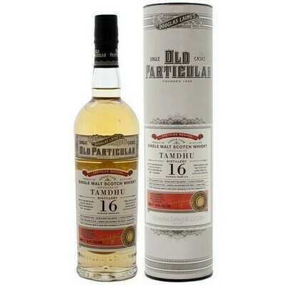Tamdhu 16 Years Old Particular